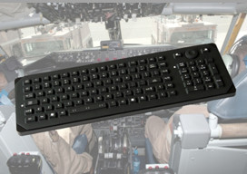 NSI Waterproof Keyboard